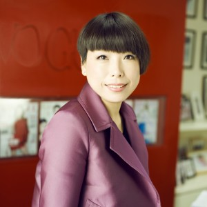 Meet the Muse: Angelica Cheung